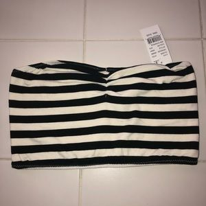Pac Sun Bandeau New With Tags